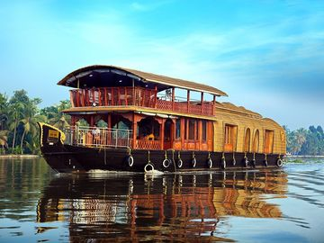 Alleppey 2BR Houseboats of Backwaters