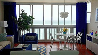 Photo for Luxurious Condado Beachfront 1 Bedroom,  next to Marriott, Recently Renovated