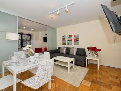 Photo for House 685 m from the center of New York with Internet, Air conditioning (1027555)