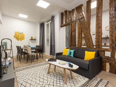 Photo for Sentier - Three Bedroom Apartment, Sleeps 7