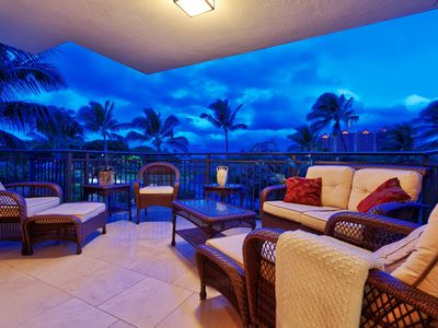 Photo for Amazing Sunsets w Ocean Views & Quiet Evenings~Large Floor Plan ~ 2BR (sleeps 6)