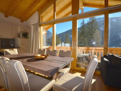 Photo for Chalet 16 - Alpenrose - incl. Nationalpark SummerCard, glorious Austrian Alpine chalet, sauna