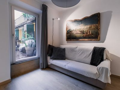 Photo for 1BR Apartment Vacation Rental in Bologna, Emilia-Romagna