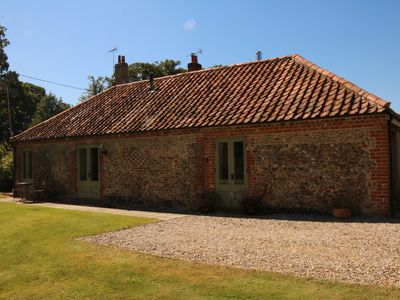 Photo for Converted barn in quiet rural location.