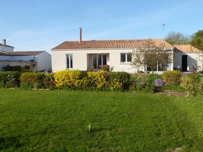 Photo for House 10km from La Rochelle