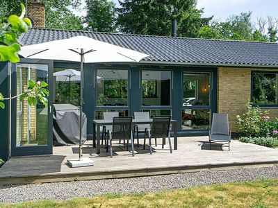 Photo for Beautiful Holiday Home in Bornholm Close to Lake
