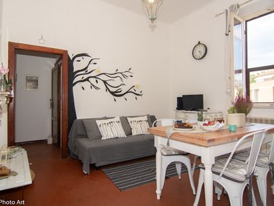 Photo for Casa Magnolia, DELIGHTFUL apartment just 300 mt from the city wall