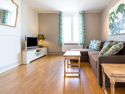 Photo for Modern Apartment in Lissewege near Soccer Club