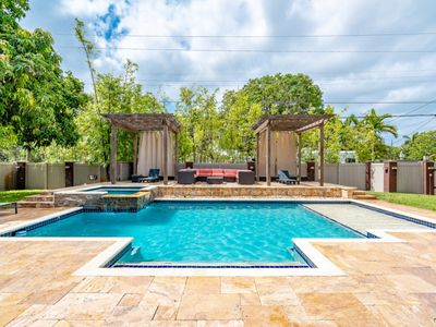 Photo for NEW Dream House 3/2.5 for10 Heated Pool & Jacuzzi