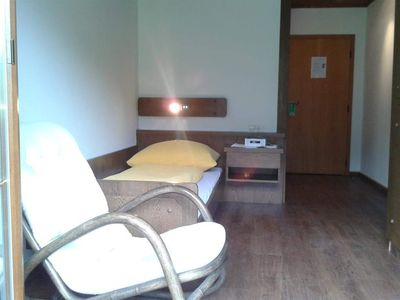 Photo for Single room m. Shower / WC - Café Wagrain, bed and breakfast