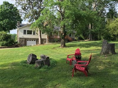 Home, near GSP, BMW Manuf & Perf Center, walk Downtown Greer, private yard ❤