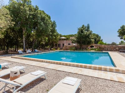 Photo for Splendid country residence with fabulous swimming pool 3km from the coast of Leuca