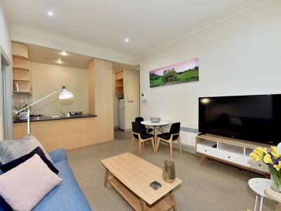Photo for Furnished 1 Bedroom  Apt 104 / 402 La Trobe Street