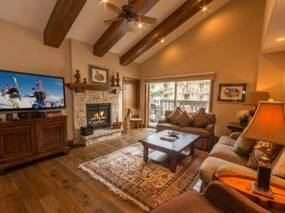 Photo for Vail Village, Hot Tub, Pool, Walk to Lifts