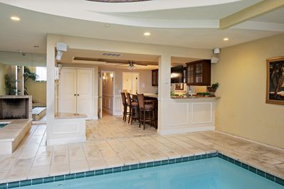 airbnb house with pool nj