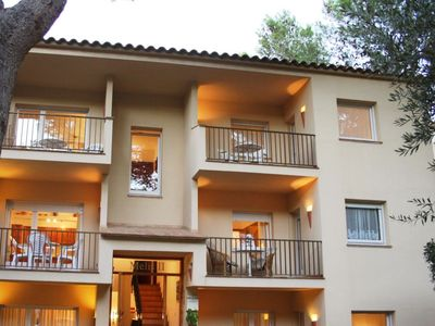 Photo for Apartment in Pals with Parking, Internet, Washing machine, Terrace (531045)