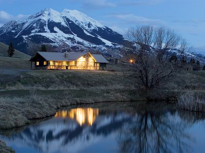 Photo for Great location with Yellowstone River access and a pond!