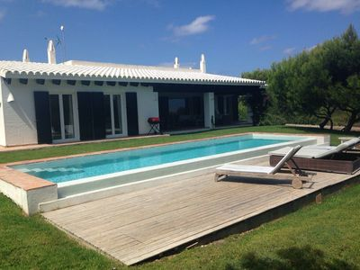 Photo for Big beautiful villa sleeps 10: sea view, beach 5 minutes and everything nearby