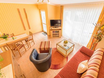 Photo for C 03: 40m², 2-room, 2 pers., Balcony, WL - F-1046 Haus Mozart in the Baltic resort of Binz
