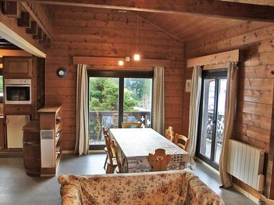 Photo for Savoyard chalet, located on the Chavannes road, about 500 m from the village center