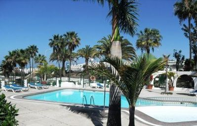Photo for Holiday apartment Puerto Rico for 2 - 3 persons with 1 bedroom - Holiday apartment