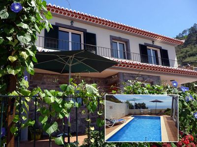 Photo for Private Pool and Modern Villa with Traditional Charm (children 8 years and over)