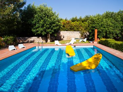 Photo for La Casetta Sicilian Cottage with sharing pool