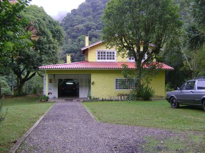 Photo for Beautiful place, cozy and comfortable house, up to 10 people, 3 km from the center.