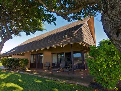 Photo for Cottage 1B- The Best Oceanfront Lanai On Molokai!  Watch Video Tour!