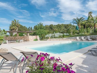Photo for Villa with pool a few km from Gallipoli, Salento