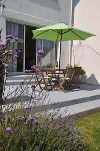 Photo for *** House with terrace near the sea, 2 bedrooms, fully equipped