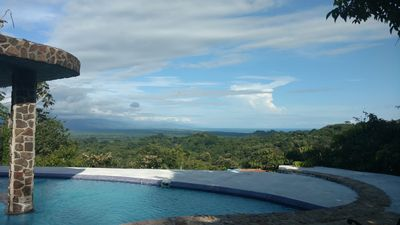 Photo for Costa Rica guest house  in Manuel Antonio w/ beautiful ocean and mountain view