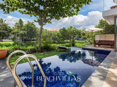 Photo for Private Pool w/ Renovated Garden Pool Villa |Private security 24/7