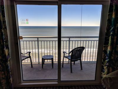 Photo for Oceanfront One Bedroom Suite at Paradise Resort~Unit 1408