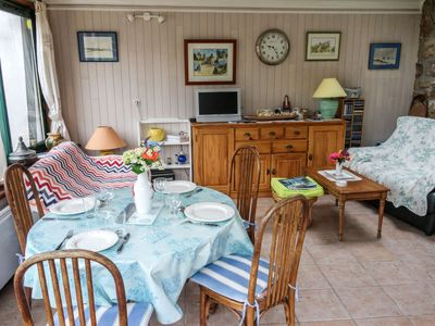 Photo for Vacation home Le Pigeonnier in Crozon-Morgat - 4 persons, 2 bedrooms