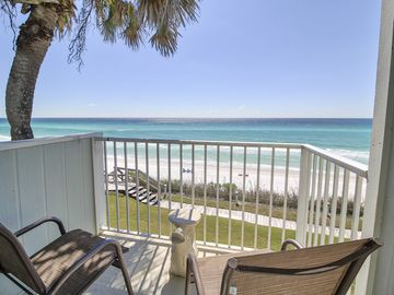 Sea Cliff S 1 Gulf Front Townhome In Blue Mountain Beach