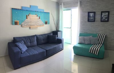 Photo for Luxurious Cabo Frio apartment with private club 2