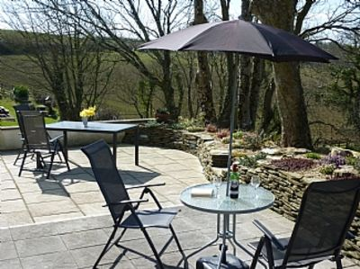 Photo for Well Presented Holiday Lodge For Five Near Bude With Stunning Views To The Sea