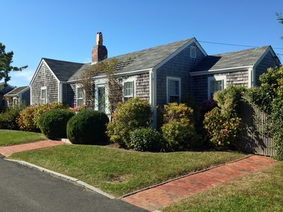 Photo for Brant Point, Best Location On The Island! Newly Renovated Nantucket Cottage