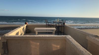 Photo for Beach House with Casita and Amazing Sunset