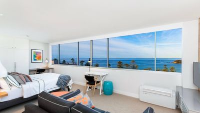 Photo for Ultra-chic executive beach apartment