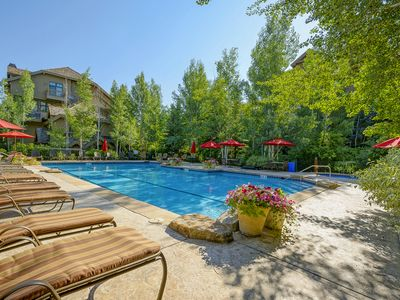 Photo for Premium Arrowhead Village Condos with Superb Ski Access and Community Hot Tub