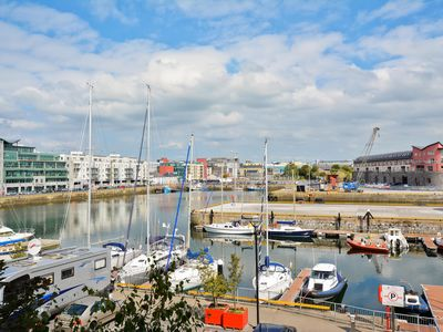 Photo for Galway City Centre Harbour Views