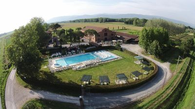 Photo for Holiday apartment in an agriturismo