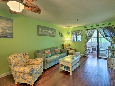 Photo for Colorful Resort Condo w/ Beach + Pool Access!