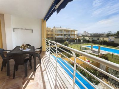 Photo for Apartment Mediterranean Blau  in Oropesa del Mar, Costa del Azahar - 4 persons, 2 bedrooms