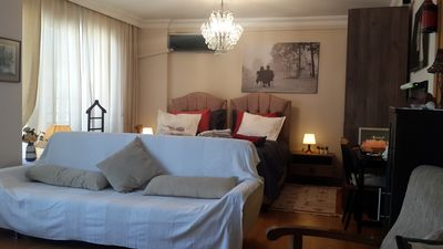 Photo for Suite room. In the elite district of Kadikoy.