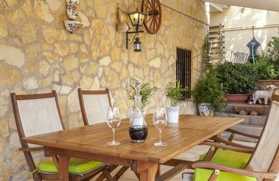 Photo for Wonderful home located in a valley surrounded by orange  and olive trees.