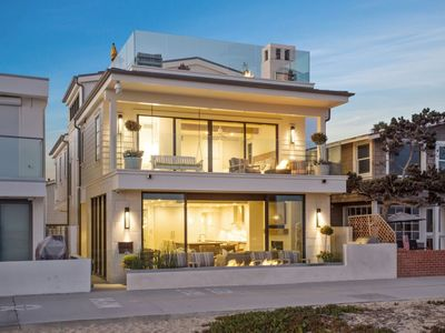 Photo for Luxury home right on the Boardwalk/Beach