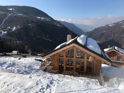 Photo for MERIBEL - LES ALLUES - Comfortable chalet
